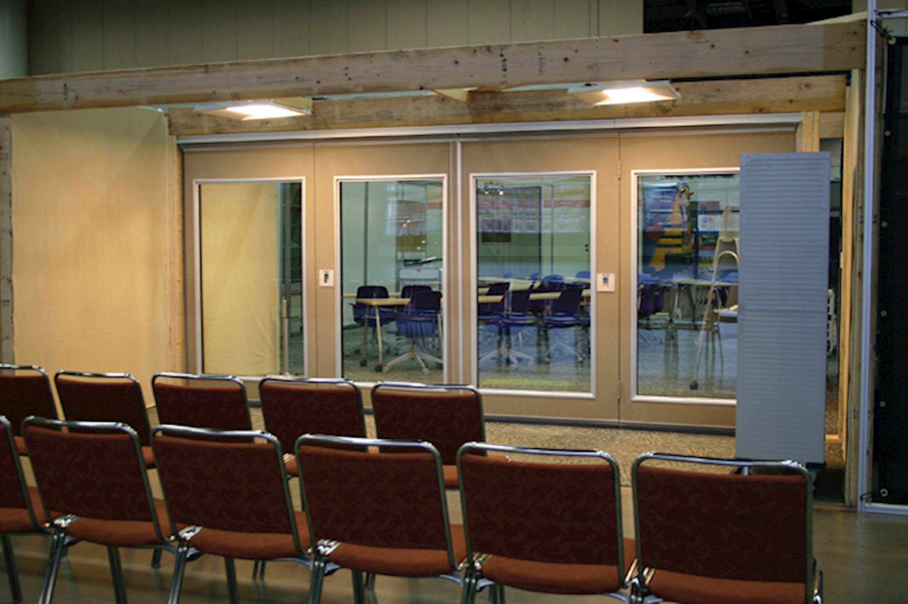 GL Series glass walls Multi-Directional or Hinged Pair system