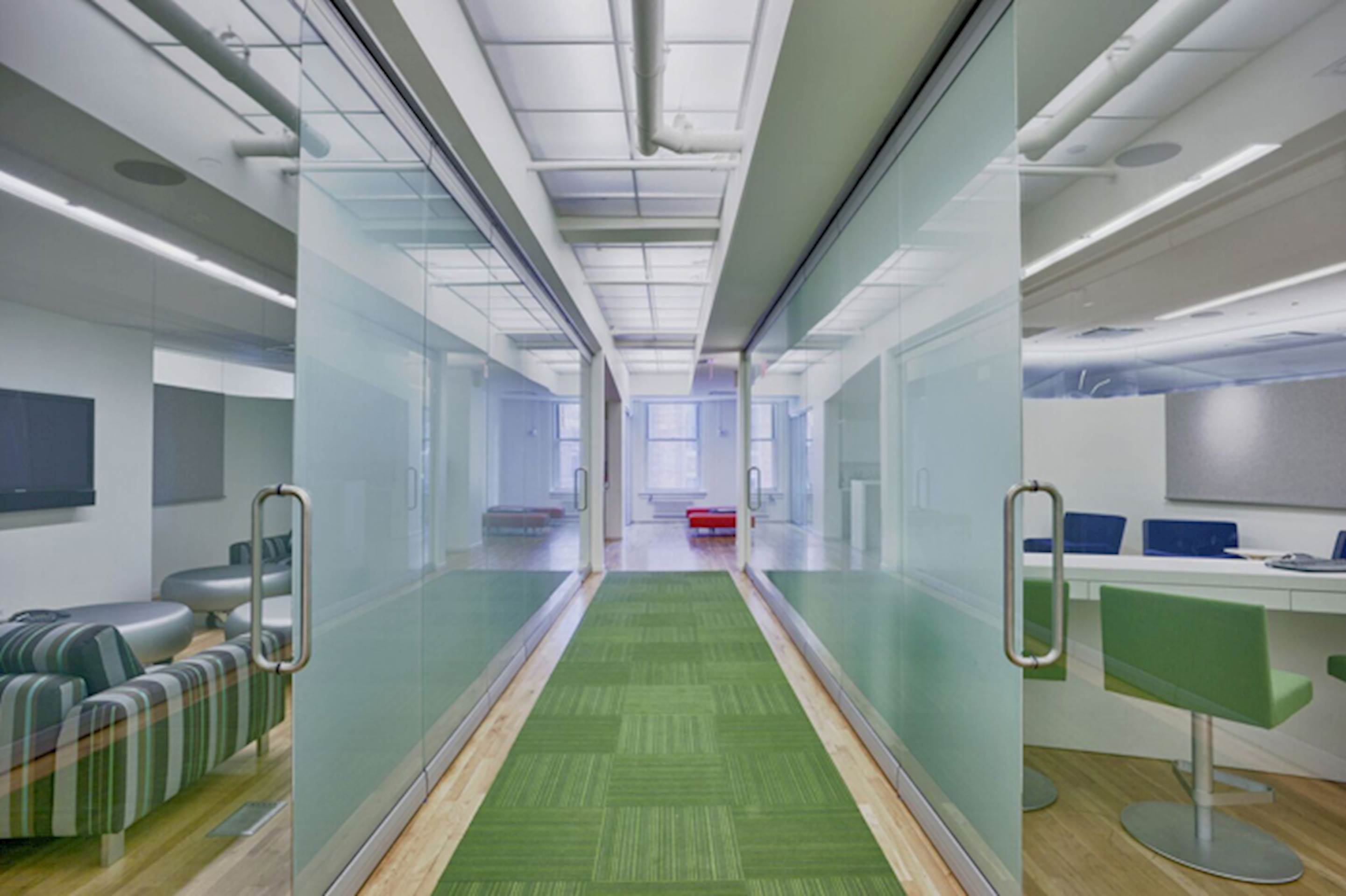 KWV-TEC movable glass walls systems from Kwik-Wall